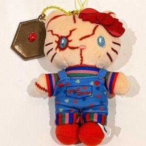 Universal Studios Japan Hello Kitty Plush Keychain